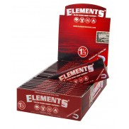 Elements Red Slow Burn Hemp 1.25