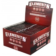 Elements Red Slow Burn Hemp connoisseur  king size