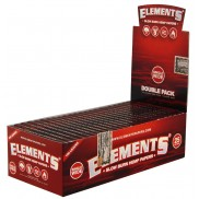 Elements Red Slow Burn Hemp Single wide