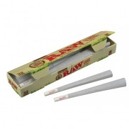 Raw Organic  king  Size Pre-rolled Cone 32 pack