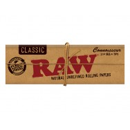 Raw Organic Connoisseur 1 1/4  with...