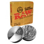 "Raw 2 piece Grinder 2.5""diameter"