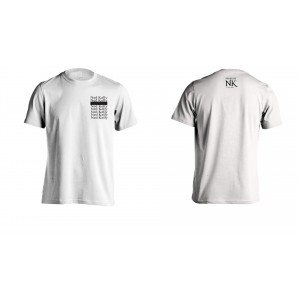 Ned Kelly Nk Barcode T shirt