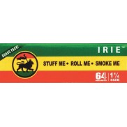 Irie Hemp Rolling Papers 1 1/4