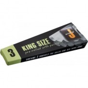 JWare Pre-Rolled King Size Cones 3 Pack