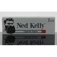 Ned kelly  Rolling papers 1 1/4