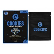 Cookies Odor Free Storage Bags